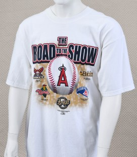 """Angels """"Road to the Show"""" T-Shirt"""