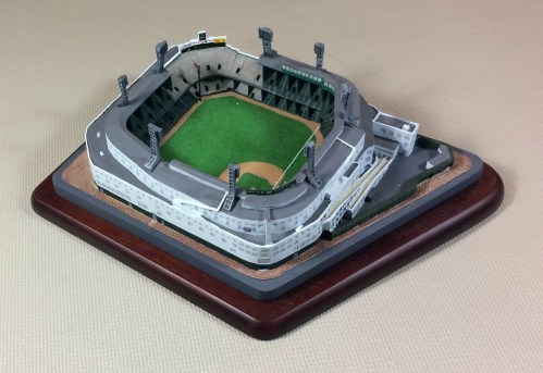 Danbury Mint Tiger Stadium Replica