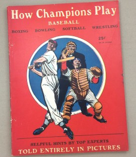 1948 Street & Smiths How Champions Play Baseball