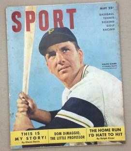 Sport Magazine May 1950