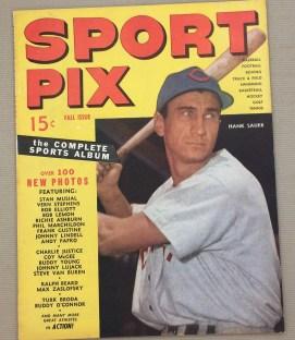 Sport Pix 1948 Fall Issue