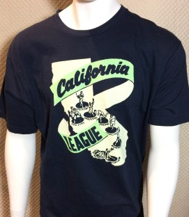 CAL League vintage T-Shirt
