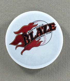 Bakersfield Blaze Team Button