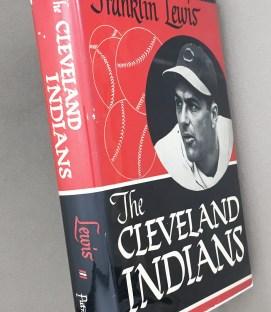 Cleveland Indians Franklin Lewis 1949