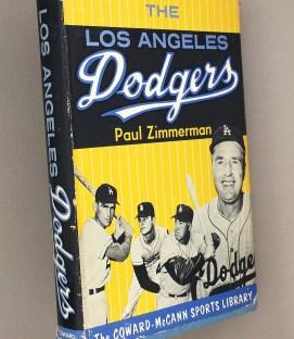 Los Angeles Dodgers Paul Zimmerman