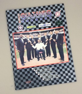 1996 Monterrey Sultanes Guide