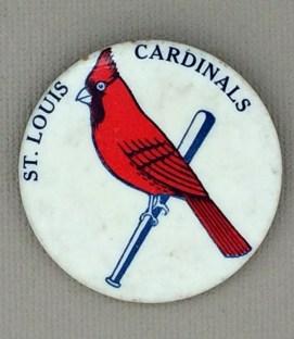 1950's Era St. Louis Cardinals Mini Button
