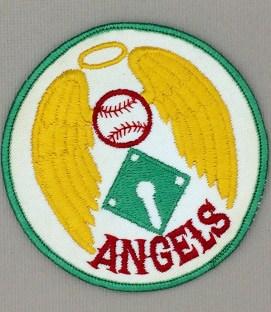 1960's Era California Angels Patch