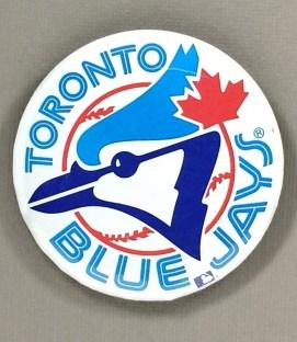 Toronto Blue Jays Team Button