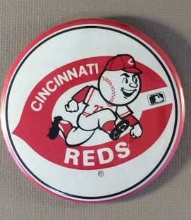 Cincinnati Reds Team Button