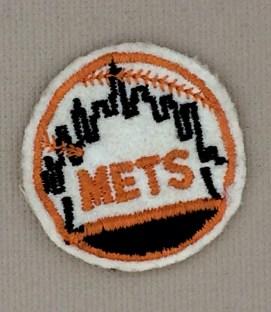 1970's Mets Cap Patch