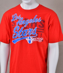 LA Stars Retro ABA Basketball T-Shirt
