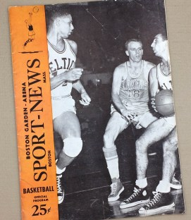 Boston Garden Sport-News, January 1953