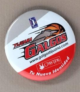 Galgos de Tijuana Mini Button