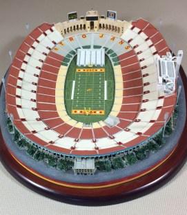 Danbury Mint Los Angeles Memorial Coliseum Replica