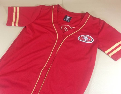 San Francisco 49ers Ladies Shirt