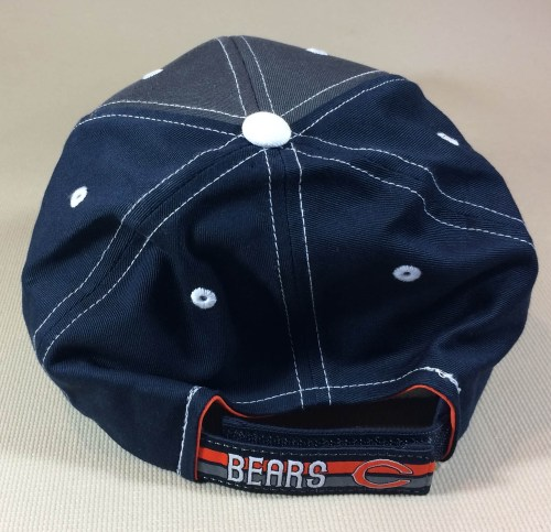 Chicago Bears Reebok Gray Cap