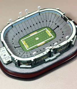 Danbury Mint Lambeau Field Replica
