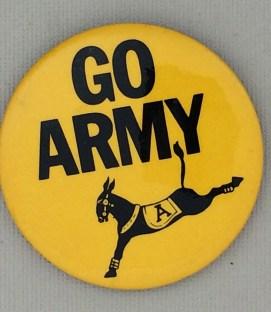 Go Army Button