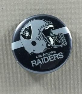 Los Angeles Raiders Micro-button