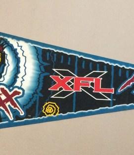 Memphis Maniax XFL Team Pennant