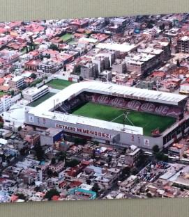 Toluca Estadio Nemesio Diez Postcard