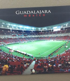 Estadio Omnilife Postcard