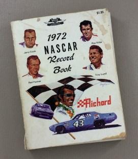 1972 NASCAR Record Book