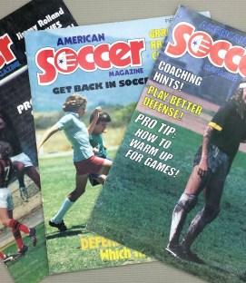 American Soccer Magazine 1977