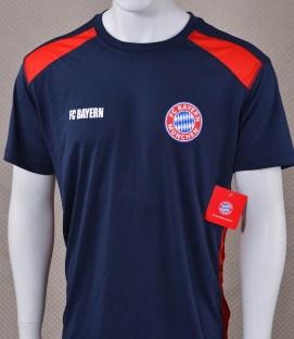 FC Bayern Munich Blue Jersey