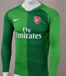 Nike Arsenal 2006-07 Goalkeeper Jersey