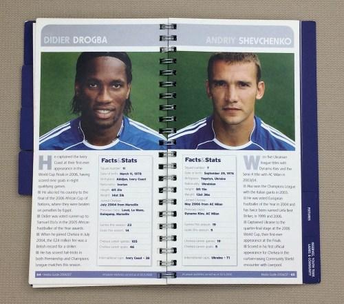 Chelsea, Didier Drogba, Andriy Shevchenko