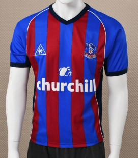 Le Coq Sportif Crystal Palace Jersey