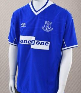 Everton Soccer Jersey