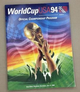 World Cup '94 Championship Program