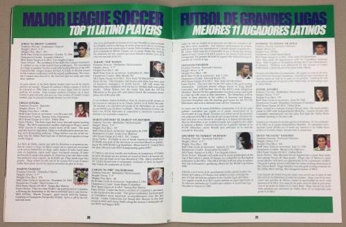 Top Latino Players 1996