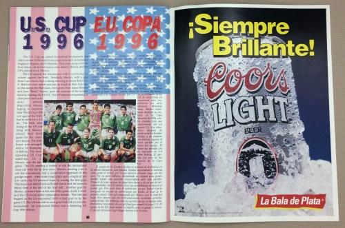 El Tri US Cup 1996