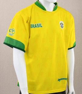 World Cup 2006 Brazil Jersey