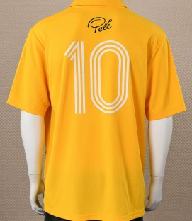Julien's Pele Auction Polo Shirt