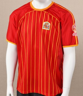 Spain National Team Replica Jersey
