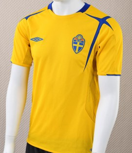 World Cup 2006 Sweden Jersey