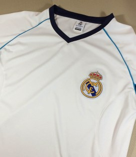 Real Madrid White Jersey
