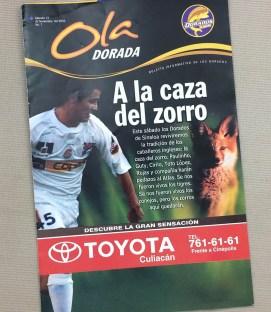 Sinaloa Dorados 2004 Program