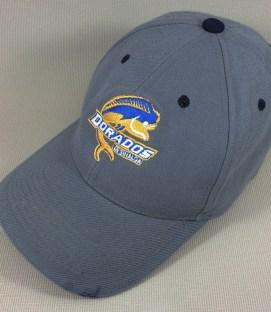 Dorados de Sinaloa 2004 Gray Cap