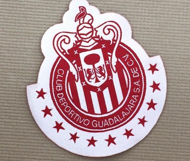Chivas Guadalajara  Patch Sportshistorycollectibles Com
