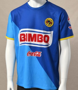 Club America Powder Blue Jersey