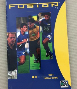 Miami Fusion 2001 Media Guide
