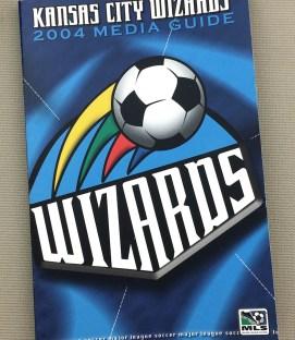 Kansas City Wizards 2004 Media Guide