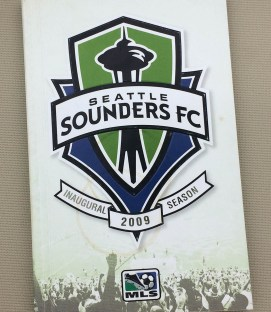 Seattle Sounders Inaugural 2009 Media guide
