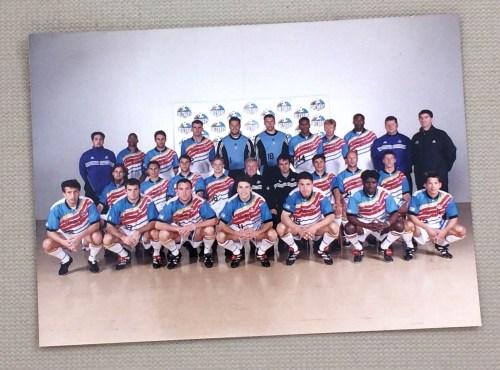 1998 Kansas City Wizards